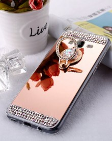 IPhone jewelry and mirror cover.