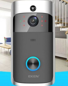Doorbell with HD camera