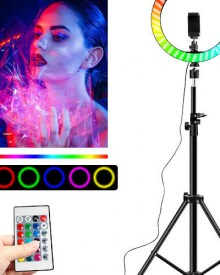 RGB ring light